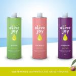 Sortenreine Olivenöle aus Griechenland zu tollen Preisen bei olive joy