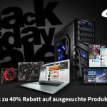 Neuer PC gefällig? Noch bis Montag gibt es bis zu 40% Rabatt auf ausgesuchte Produkte bei One.