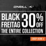 30% Rabatt auf Sport und Freizeit Kleidung im Store von O'Neill