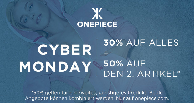 onepiece Cyber Monday 2018