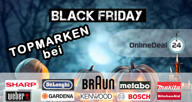 OnlineDeal24 Black Friday 2017
