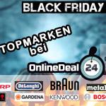 Top Marken zu Hammer-Preisen – Sicher dir jetzt die Black Friday Angebote bei OnlineDeal24