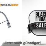 Onlinespuelenshop.de gibt 10% Rabatt auf Küchenzubehör am Black Friday!
