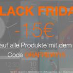 Erhalte jetzt einen 15€ Gutschein von Orange bei jeder Bestellung ab 150€