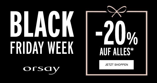 Orsay Black Friday