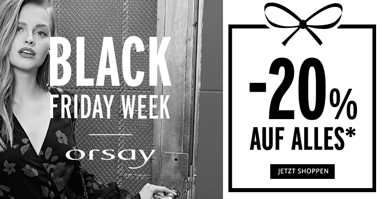 orsay Black Friday 2019