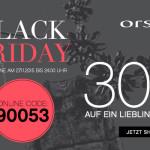 So macht shoppen Spaß – Sicher dir nur heute 30% Rabatt auf dein Lieblingsteil bei ORSAY!