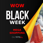 Mega Shopping bei Outfits24 – Spare jetzt 12% auf alles