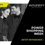 Jetzt entdecken – Die Power Shopping Week bei Outletcity.com mit täglich wechselnden Rabatten!