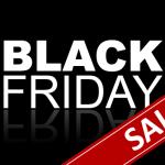 Black Friday Sale – Für Farbe und Stimmung am Black-Friday sorgt heute Oxid7!