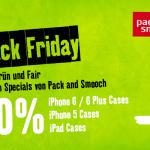 Pack & Smooch gewährt 20% Rabatt auf handgearbeitete Laptoptaschen und iPhone-Hüllen!