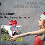 paintify Black Friday / Cyber Monday Deals: 25% auf alle Geschenkgutscheine