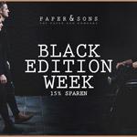 Black Edition Week – Rucksäcke aus Kraftpapier jetzt 15% günstiger bei Paper & Sons