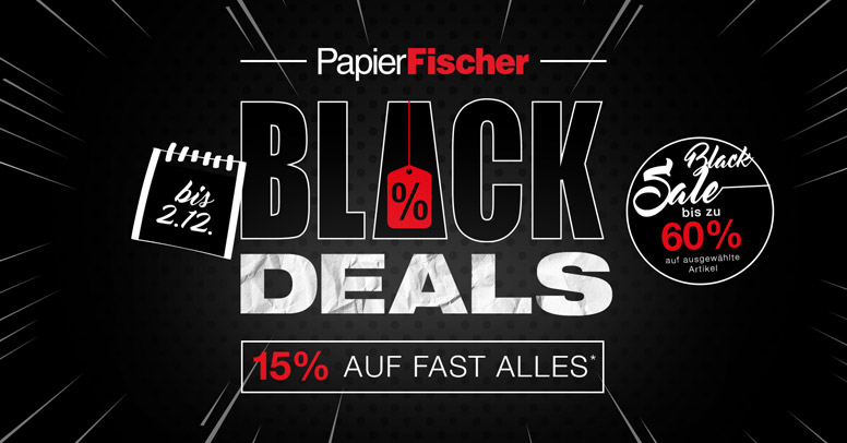 Papier Fischer Black Friday 2019