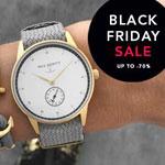 Spare bis zu 70% auf ausgewählte Uhren, Armbänder und Accessoires bei Paul Hewitt