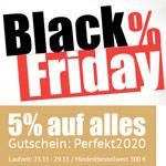 Black Friday bei Perfekt Bau – Sicher dir jetzt 5% auf alles!