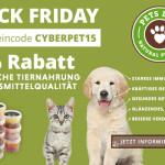 Sichere dir 20% Rabatt auf das Sortiment an Tiernahrung im Online Shop von Pets Deli!