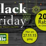 Black Friday Premiere von Pflanzen-Kölle – 20% Rabatt auf das gesamte Online-Sortiment!