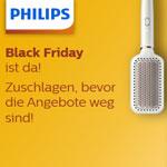 Black Friday bei Philips – das größte Verkaufsevent des Jahres ist da