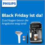 Black Friday ist da! Jetzt zuschlagen im Onlineshop von Philips, bevor die Angebote weg sind!