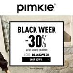 Black Week bei Pimkie – Sicher dir jetzt 30% Rabatt auf die gesamte Kollektion