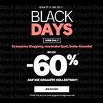 Pimkie Black Days mit Rabatten von bis zu 60% auf die gesamte Kollektion