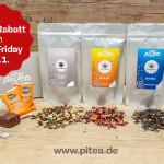 piTea bietet zum Black Friday bis zu 33 % Rabatt auf ausgewählte Weihnachts- Tee Geschenk Artikel!