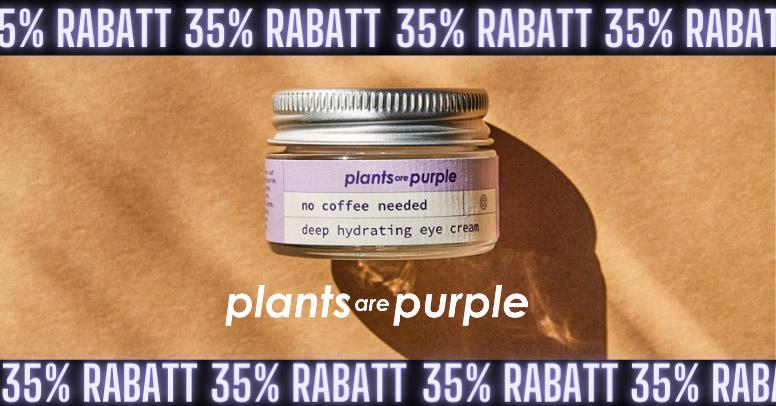 plants are purple Black Friday 2020