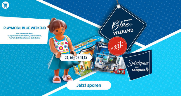 playmobil Black Friday 2018