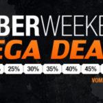 Großes Cyberweekend auf Plus.de – Spare jetzt bis zu 50% beim Onlineshoppen!