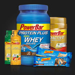 Power Sale Weekend – Hole dir 30% Rabatt auf alle Produkte bei PowerBar!