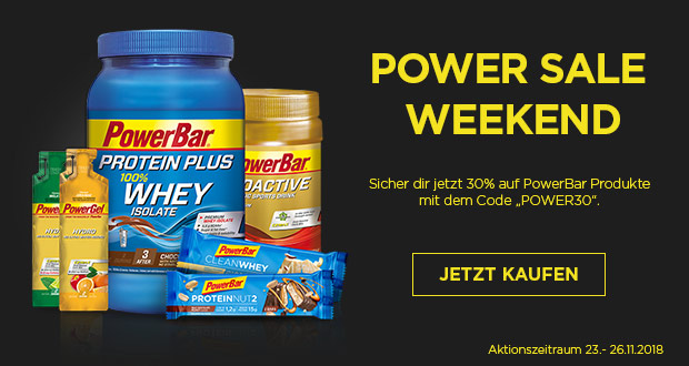 PowerBar Black Friday 2018