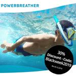 Powerbreather – Sicher dir jetzt 30% Blackweek-Rabatt