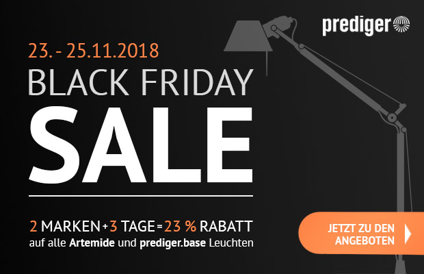 Prediger Black Friday 2018