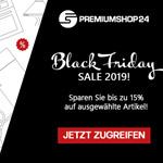 Black Friday Super Sale bei Premiumshop24 – bis zu 15% Rabatt auf Miele und Gaggenau Produkte