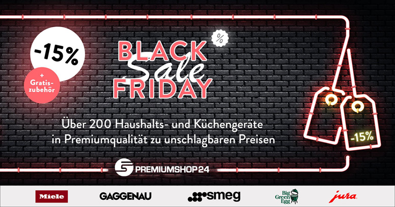 Premiumshop24 Black Friday 2020