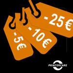 Großer Black Friday-SALE – Jetzt bis zu 25 EURO Rabatt auf Printer Care-Produkte sichern!