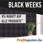 8% Rabatt auf alle Tapeten von AS CREATION, ERISMANN & RASCH im Store von Profitapeten.de
