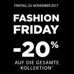 Fashion Friday bei Promod, sicher dir 24 Stunden 20% Rabatt auf alles!*