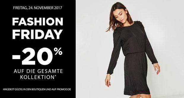 Promod Fashion Friday 2017