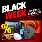 Black Week Mega Deals bei Proshop – Nur für kurze Zeit