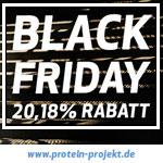 20,18 % Rabatt auf alle Fit-Food-Produkte im Shop von Protein Projekt