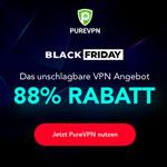 Sicher dir 88% Rabatt auf den 5-Jahresplan von PureVPN