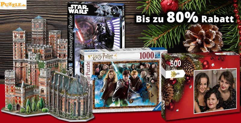 puzzle.de Black Friday 2019