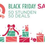 50 Top Deals zum Black Friday bei QVC