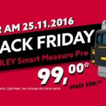 Sicher dir nur heute zum Sonderpreis den STANLEY Smart Measure Pro bei Raab Karcher