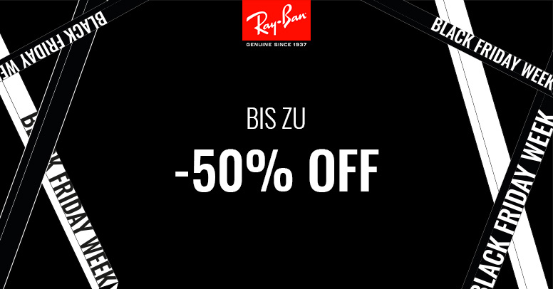 Ray Ban Black Friday 2019