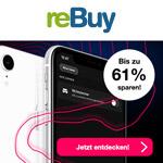 Black Week bei reBuy – Top Elektronik-Produkte bis zu 61% günstiger!