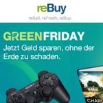 Zeit etwas zu verändern – mit den Green Friday Week Angeboten von reBuy!
