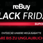 Black Friday Super Sale bei reBuy, spare bis zu 55%